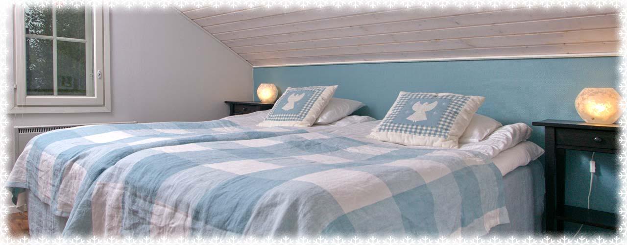 Levin Lumienkeli makuuhuone