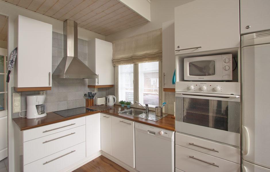 Levin Lumienkeli A6 keittiö